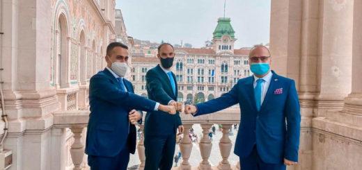 Trio Italia Slovenia Croazia