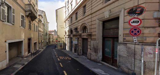 Via San Michele Trieste