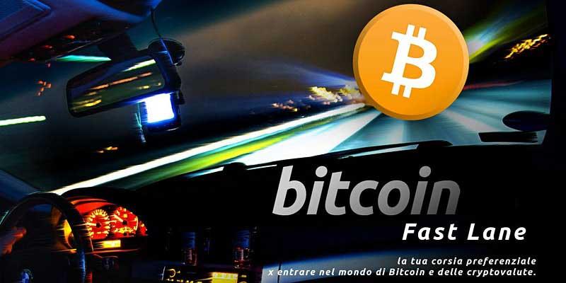 Bitcoin fast lane