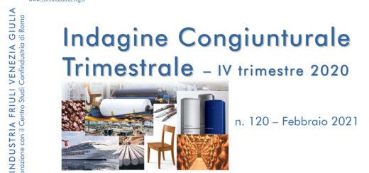 Confindustria FVG indagine congiunturale 2021