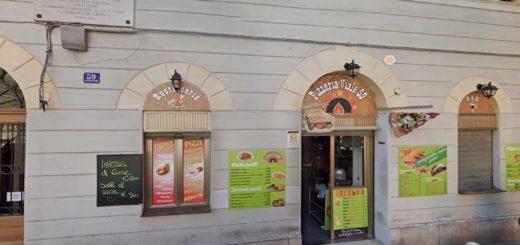 pizzeria Viale 59 Trieste Viale XX Settembre 59