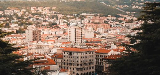 Trieste veduta - foto Unsplash.com