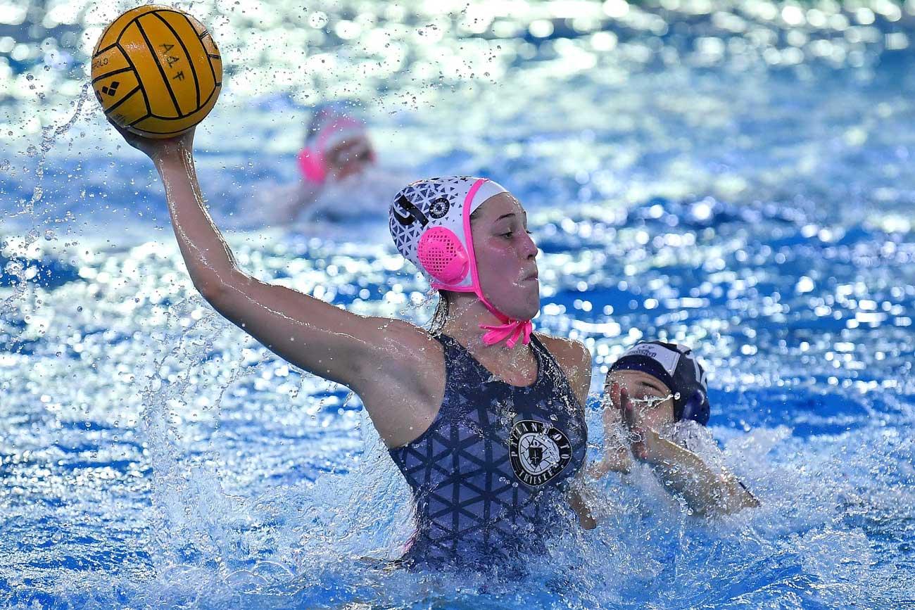 Veronica Gant orchette pallanuoto femminile Trieste