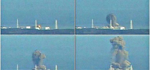 Fukushima esplosione