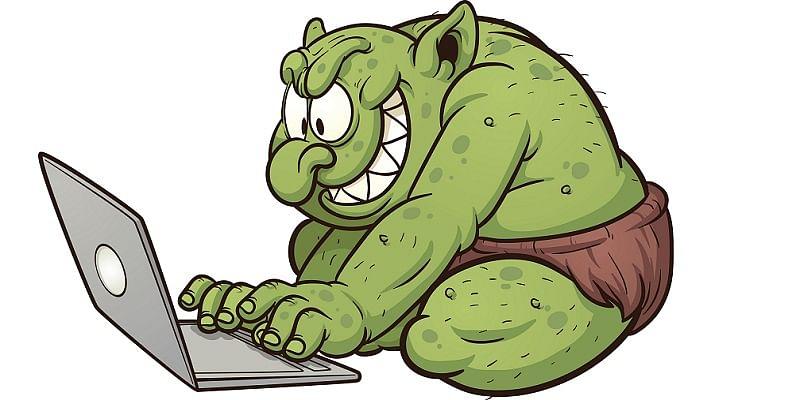 troll social