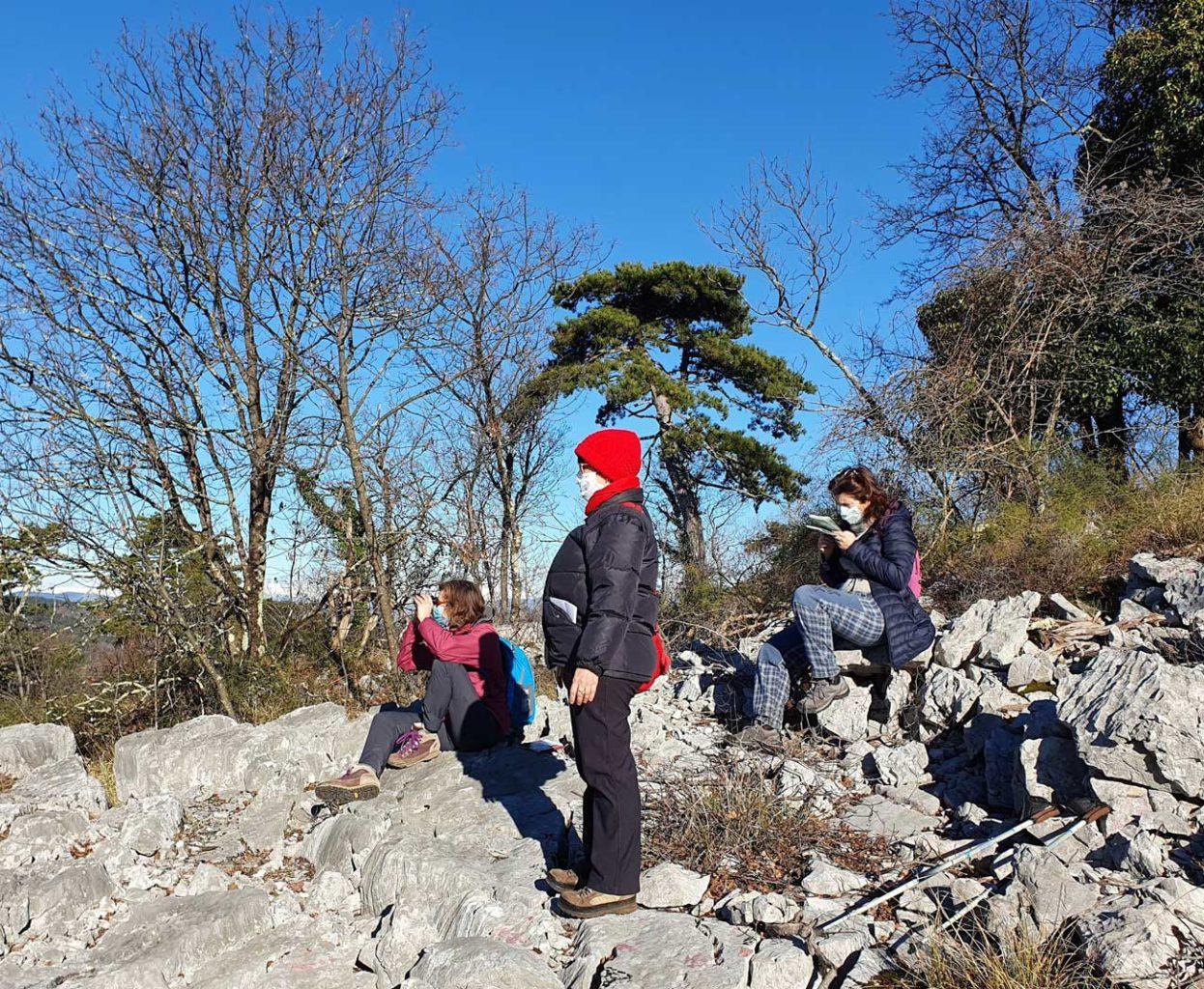 Curiosi di Natura escursione naturalistica da Trebiciano a Gropada