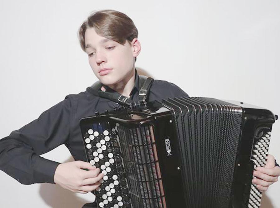 Luca Bello giovani talenti