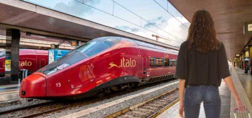 Italo treno Trieste