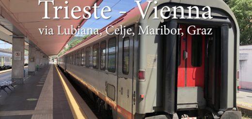 treno Trieste-Vienna