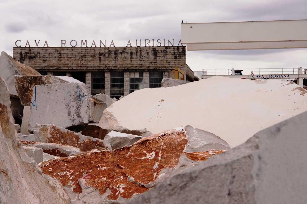 Cava Romana di Aurisina Nabresina