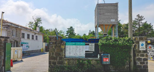 centro raccolta rifiuti Acegas