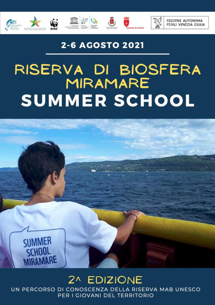 locandina Summer School 2021
