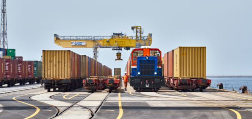 Porto di Trieste lavori
