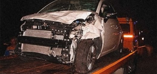 500 turbo incidente