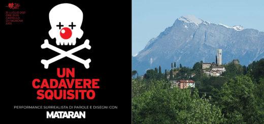 Mataran un cadavere squisito Fagagna del Friuli