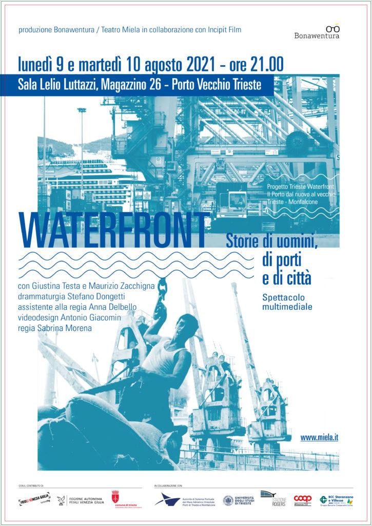 Waterfront locandina
