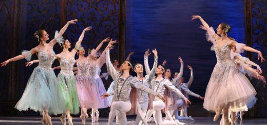 Balet Lebedyne Ozero