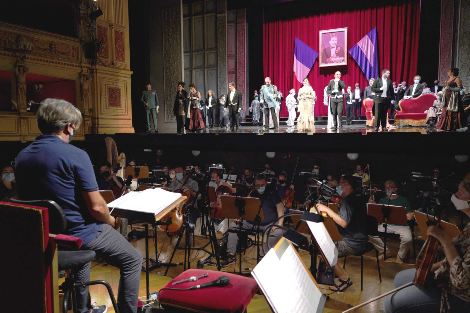 prove Teatro Verdi di Trieste 2021