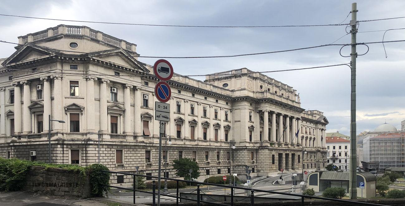 Tribunale di Trieste 2021