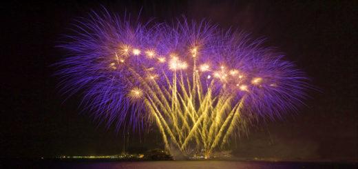 fuochi d'artificio pirotecnici a Portopiccolo Sistiana Trieste