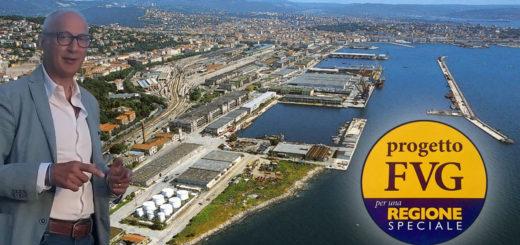 Giorgio Cecco Progetto FVG Trieste