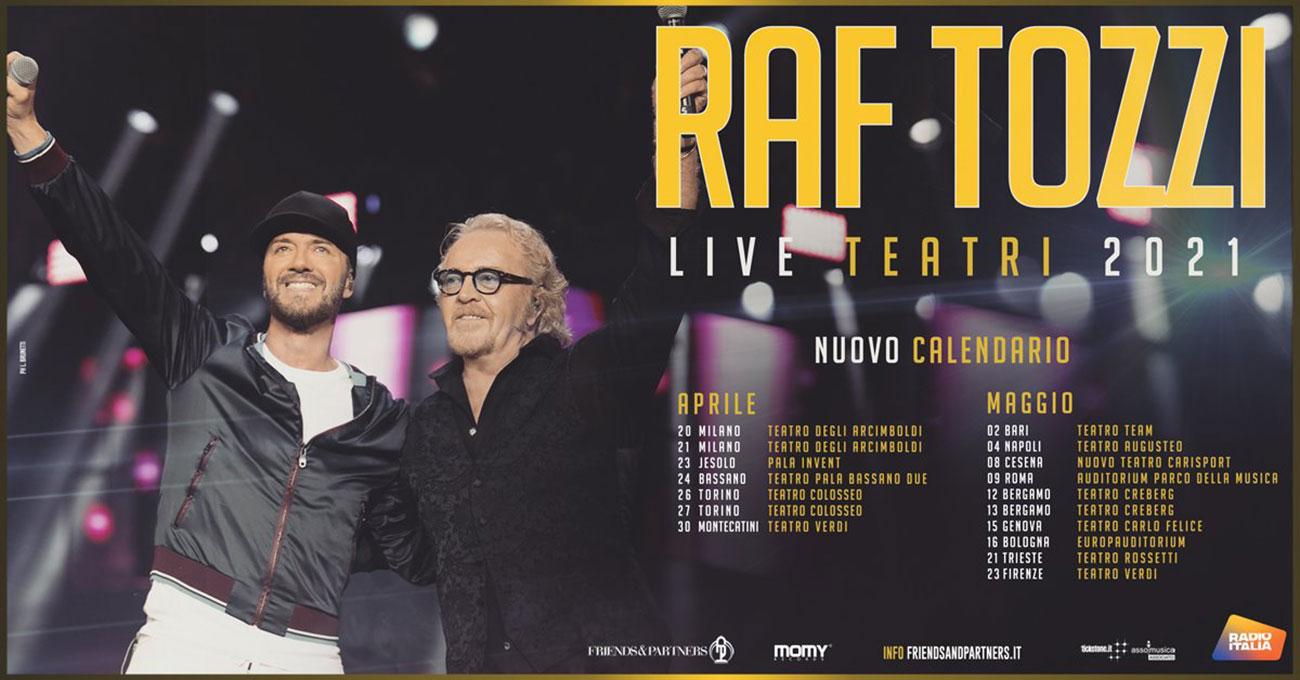 Raf e Tozzi Trieste