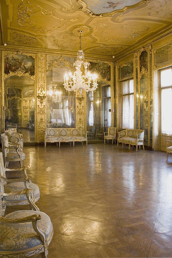 Palazzo Economo - Salone PIemontese