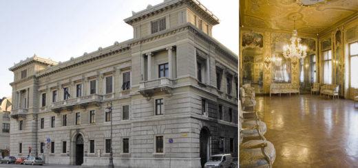 Palazzo Economo - facciata