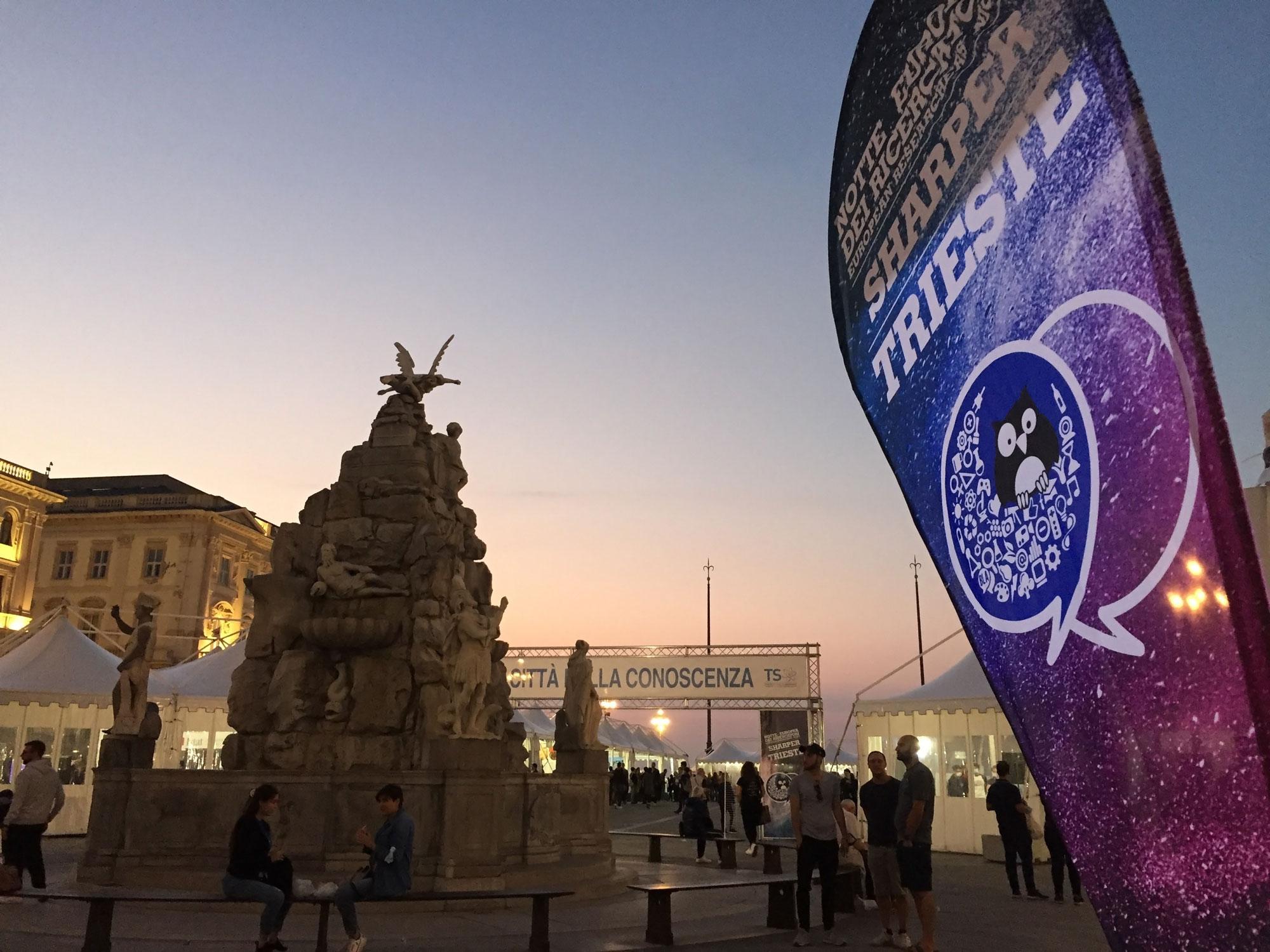 Sharper Trieste 2021 la notte dei ricercatori