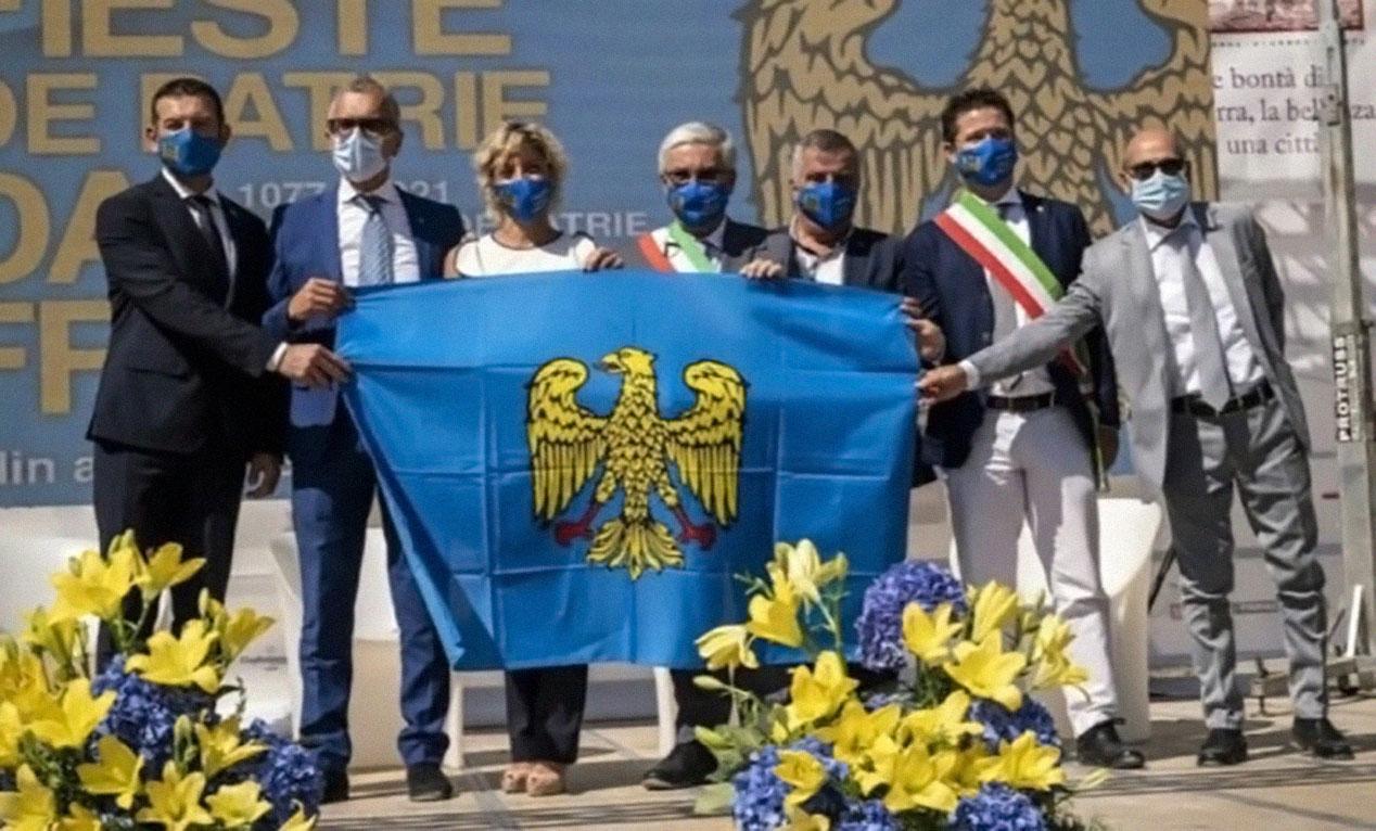 Friuli bandiera