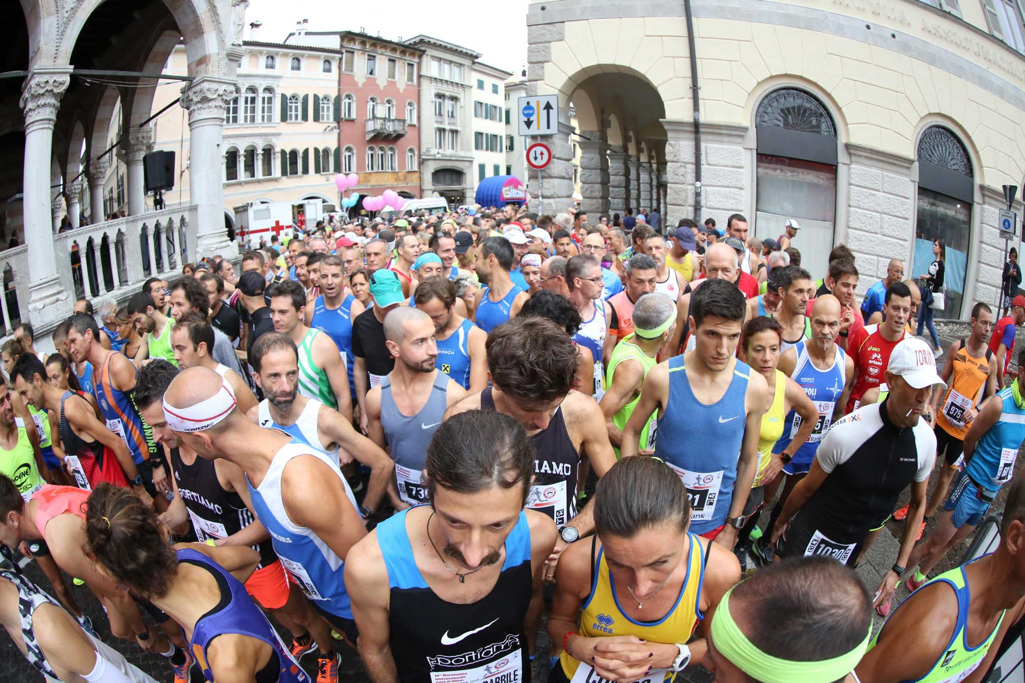 Maratonina città di Udine edizione 2019