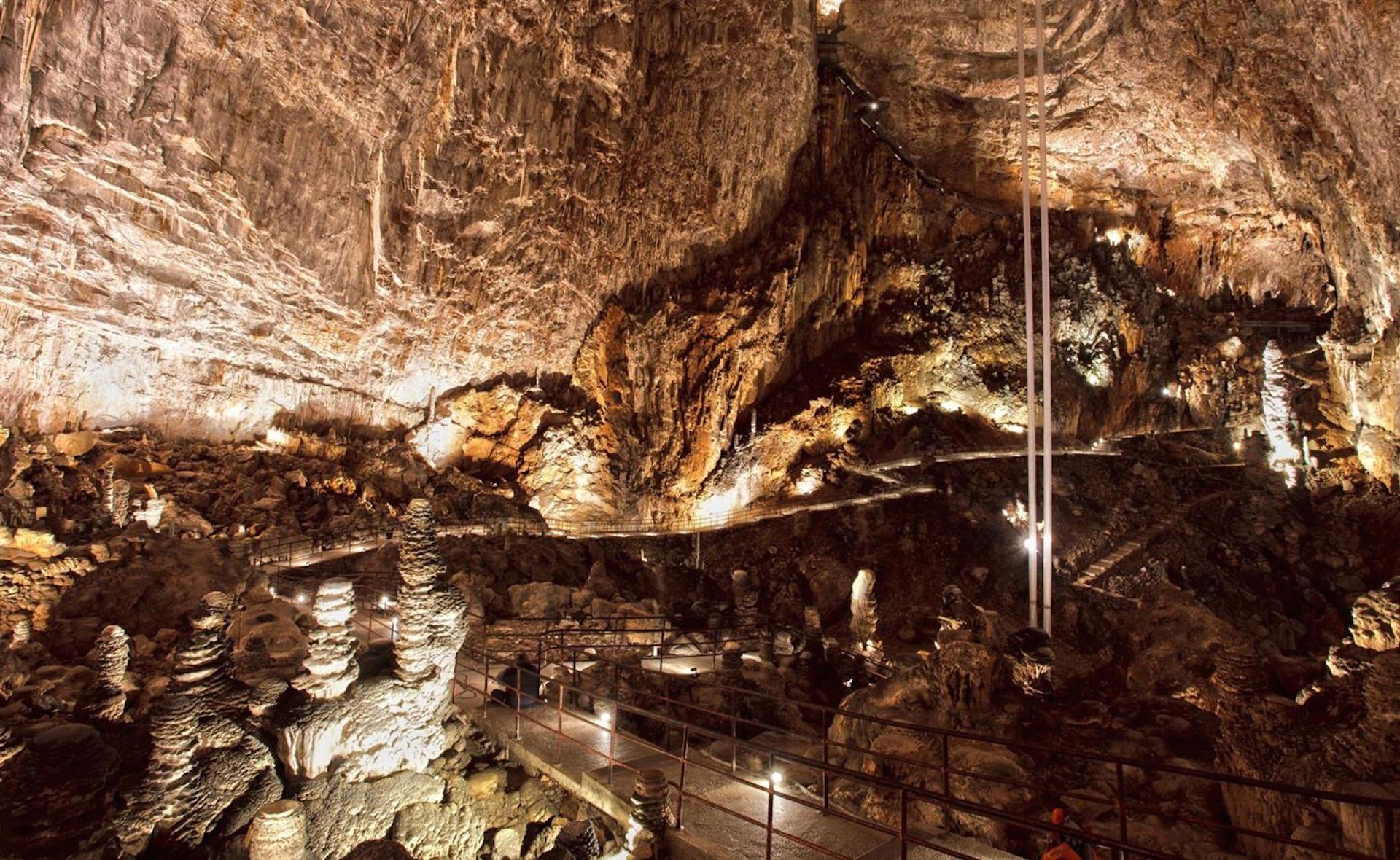 Grotta Gigante Grande Caverna