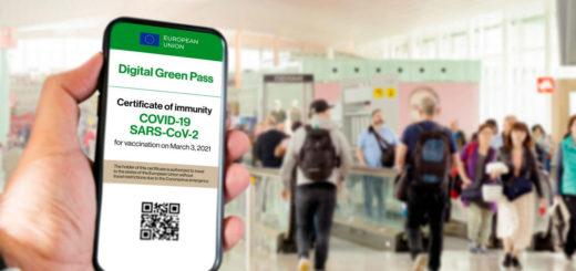 green pass viaggio