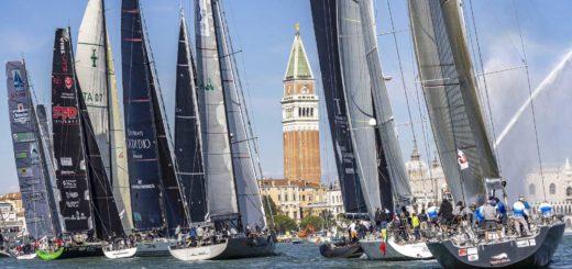 Maxi Jena regata Venezia