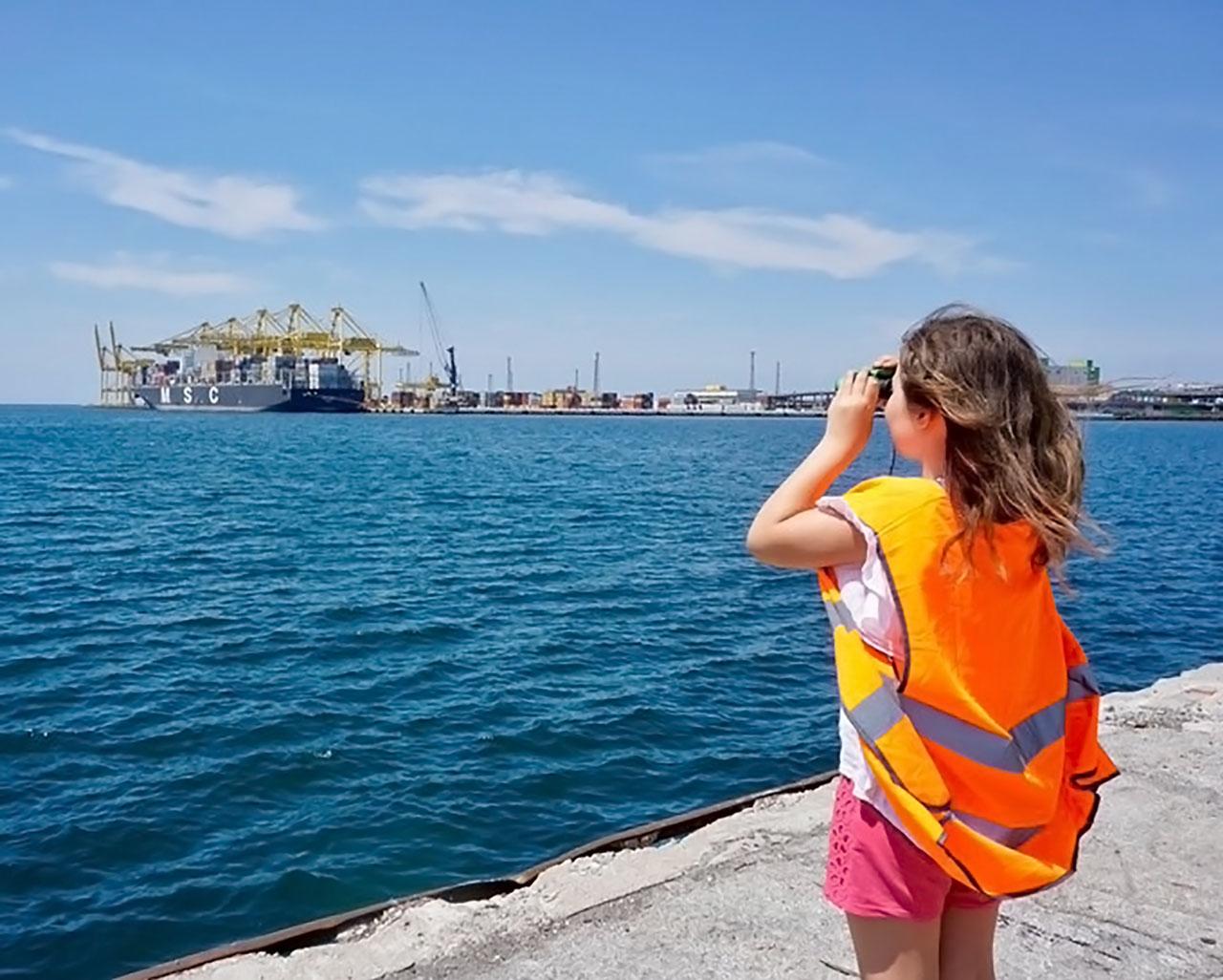 Porto di Trieste Green